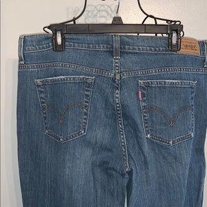 Vintage Levi's 515 boot cut Size 12m